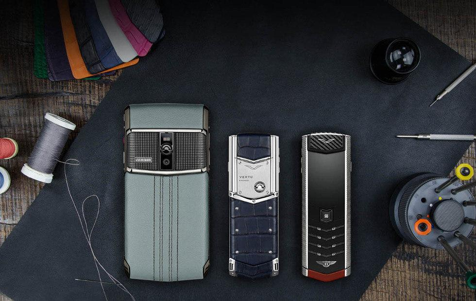 This is why Vertu died: smartphones can't be luxury items