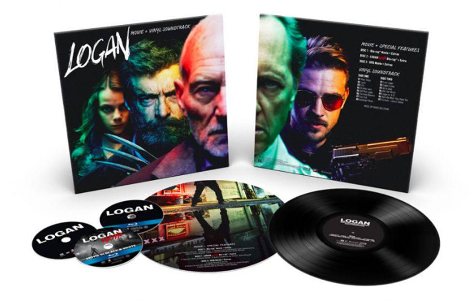 Deadpool and Logan soundtracks are heading to vinyl (at Comic-Con)