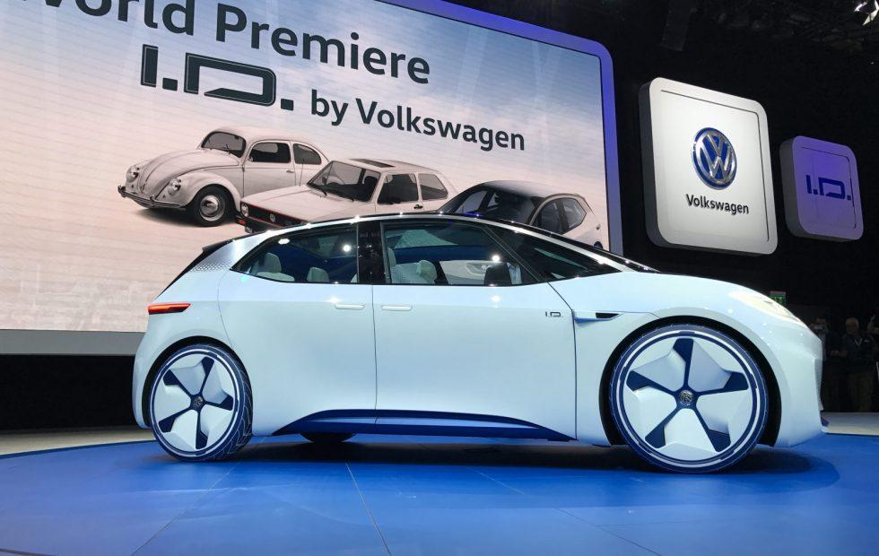 VW I.D. EV boast: We'll hugely undercut Tesla's Model 3 says exec