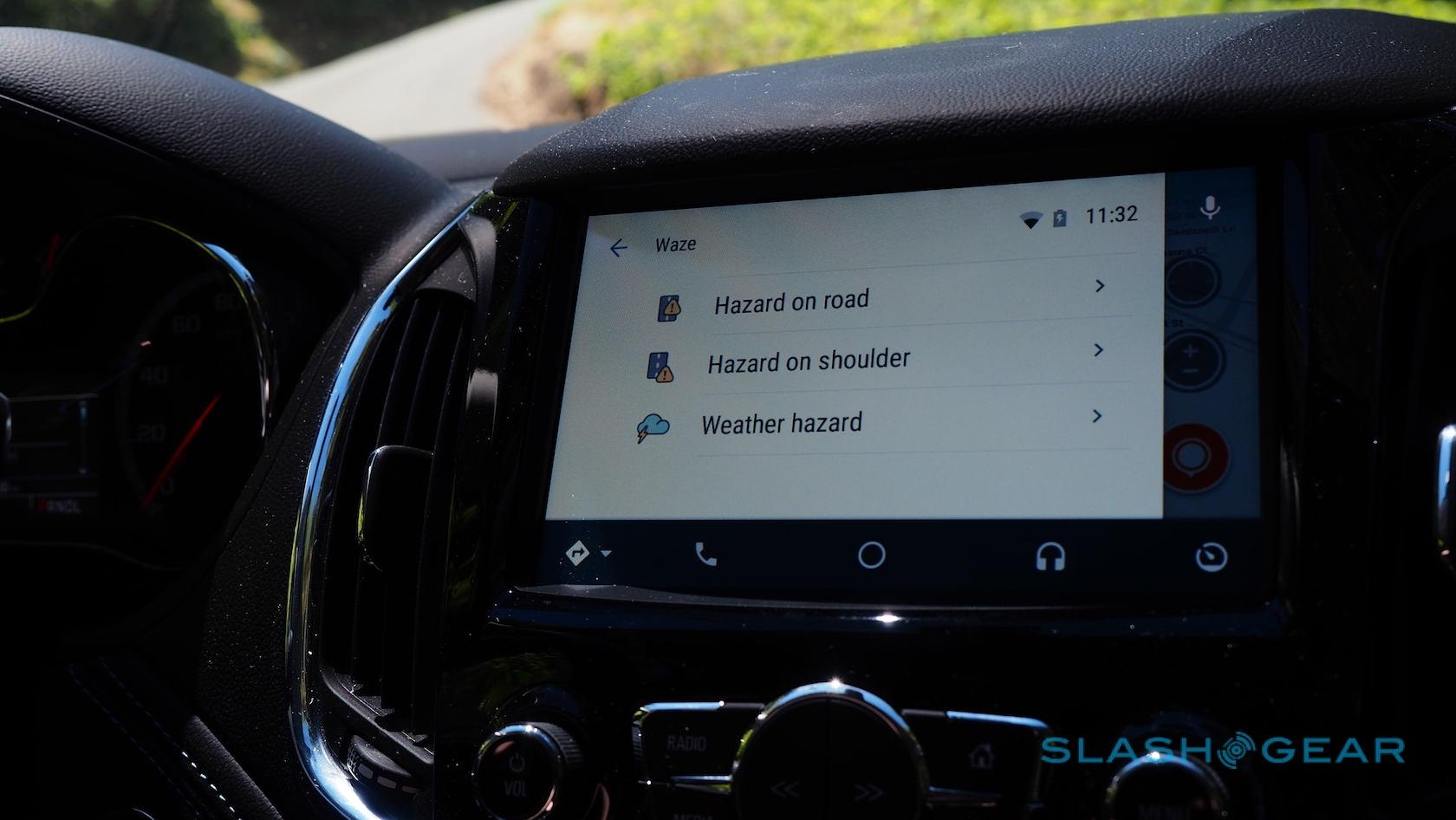 Waze Android Auto hands-on: The reason for Android-in-the-car