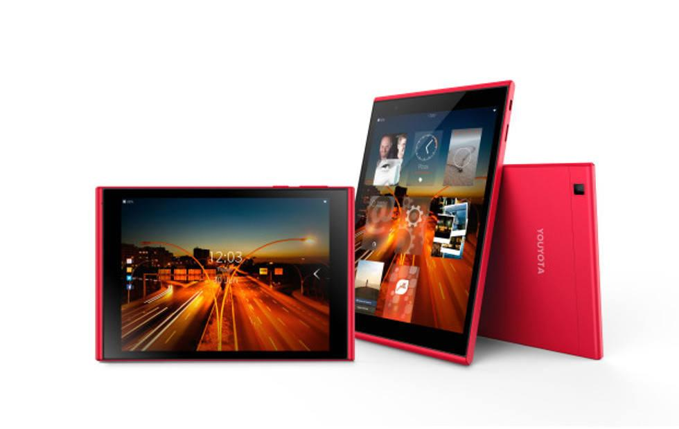 Youyota Sailfish OS tablet tries to revive a failed Jolla dream