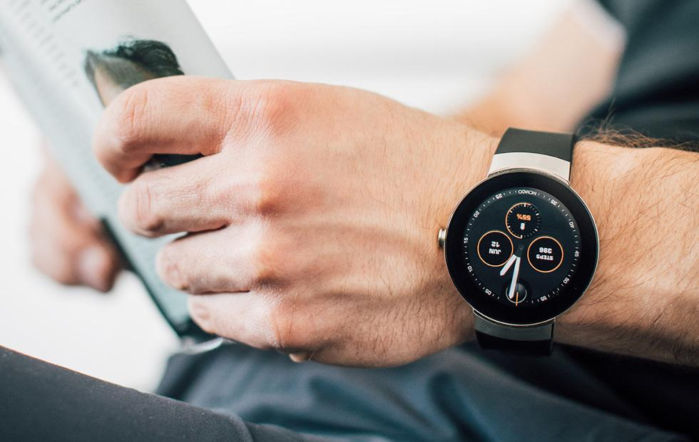 Movado Connect is the latest expensive Android Wear smartwatch