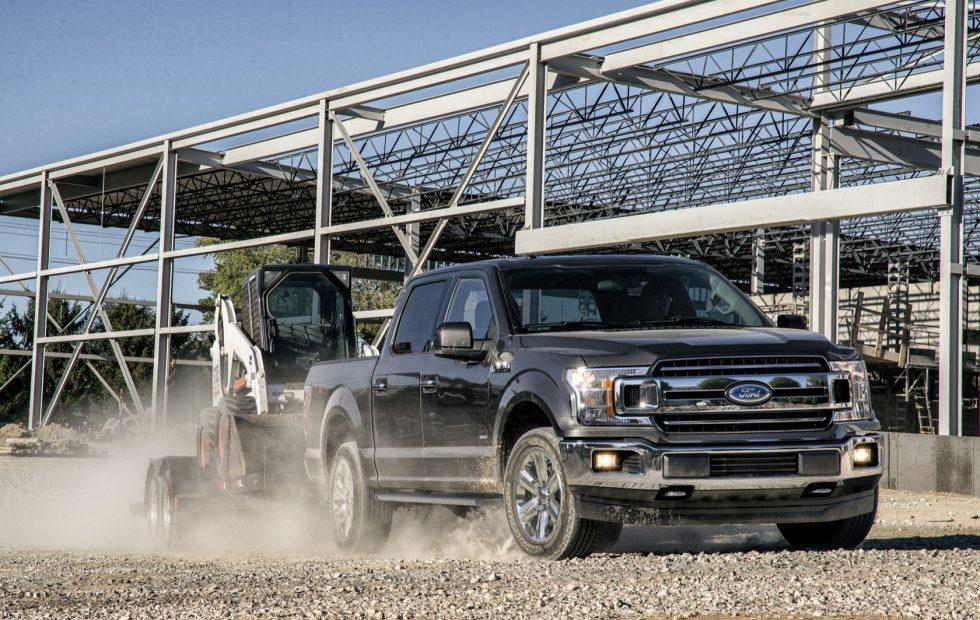 2018 Ford F-150: pickup best-seller gets tow and mpg boost