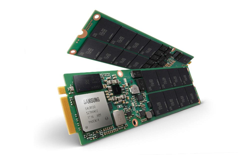 Samsung V-NAND flash memory to address growing data storage needs