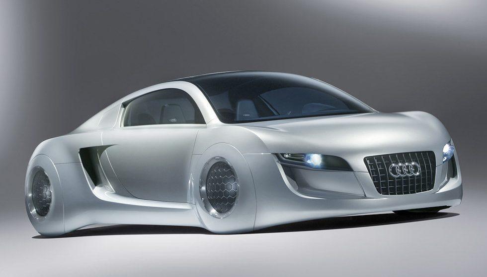 Apple wanted spherical wheels for its autonomous car