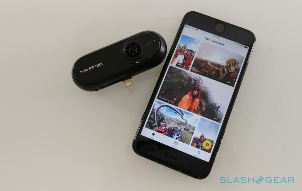 Insta360 ONE hands-on: a new, exciting way to make memories