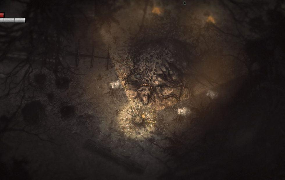 Darkwood developers put the game on Pirate Bay for those who can't pay