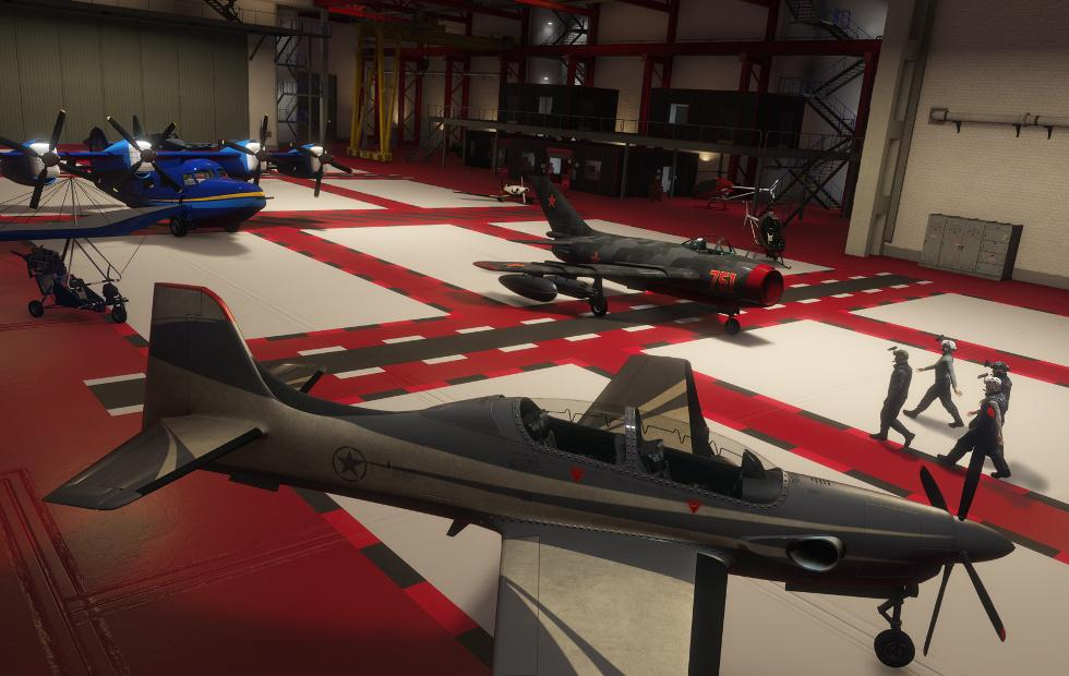 GTA Online Smuggler's Run to take game to new heights, literally