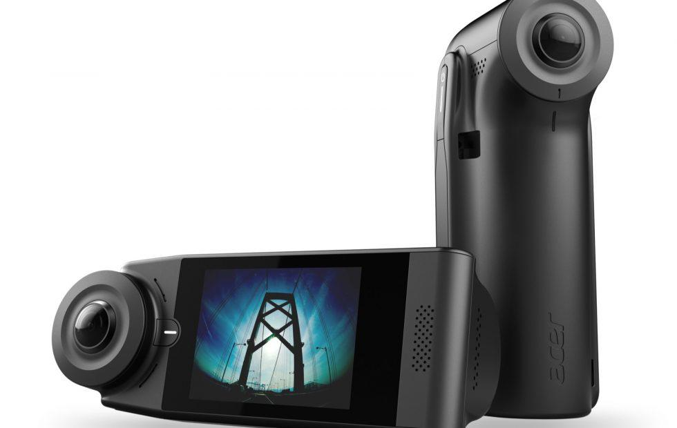 Acer Vision360 and Holo360 cameras are for cars and everyday life