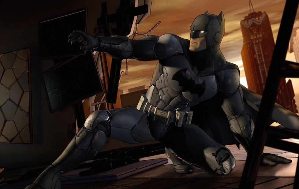 Nintendo Switch is getting Batman and Guardians Of The Galaxy from Telltale