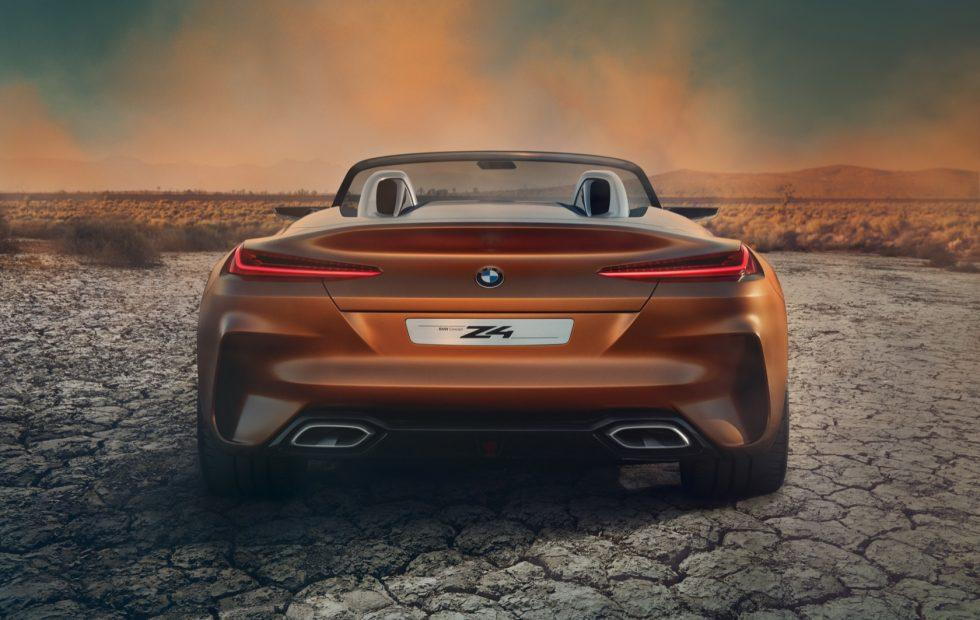 BMW Concept Z4 Gallery