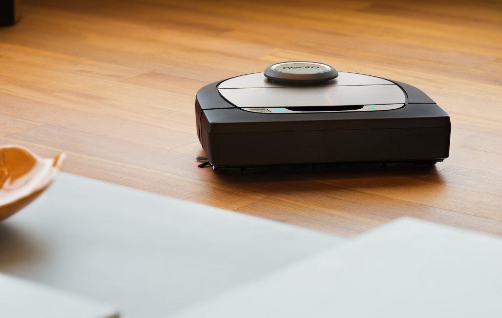 Neato Botvac D7 memorizes rooms for robo-vac no-go zones