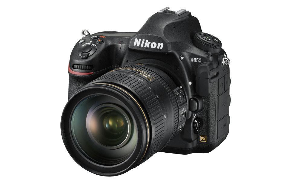 Nikon D850 Full-frame DSLR is no slowpoke