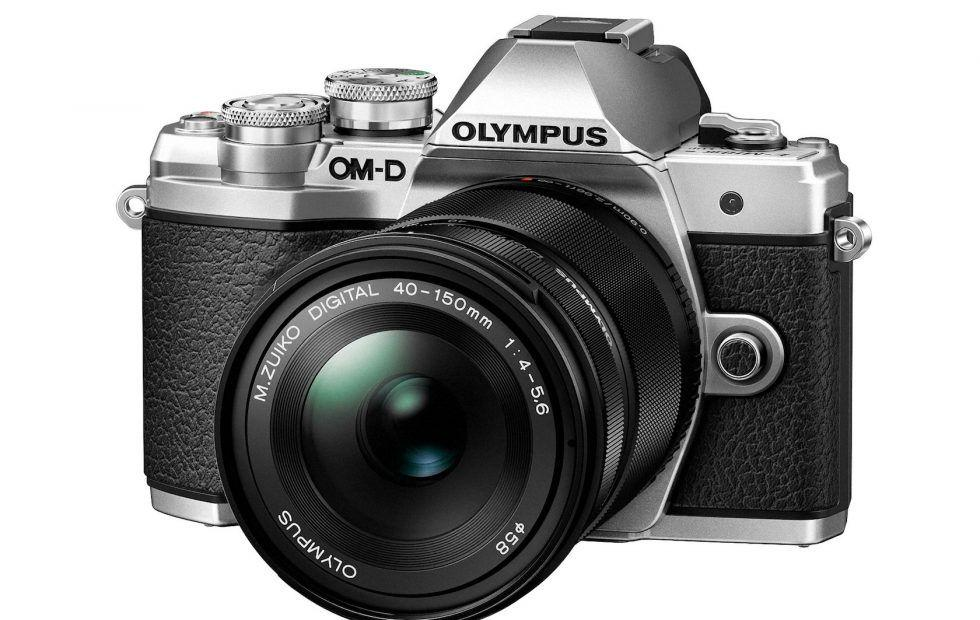 Olympus E-M10 Mark III gets 4K and smarter Auto