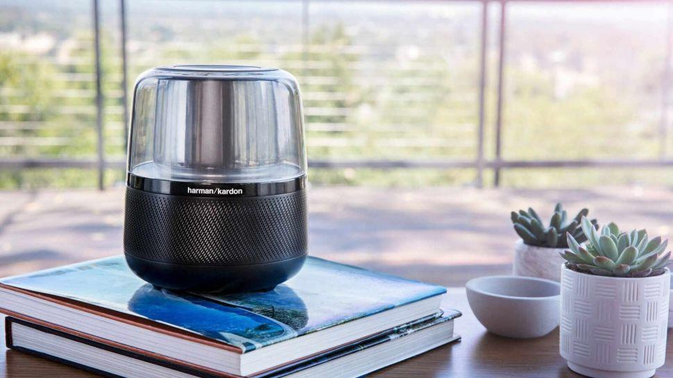 Harman Kardon Allure speaker brings Alexa along for the ride