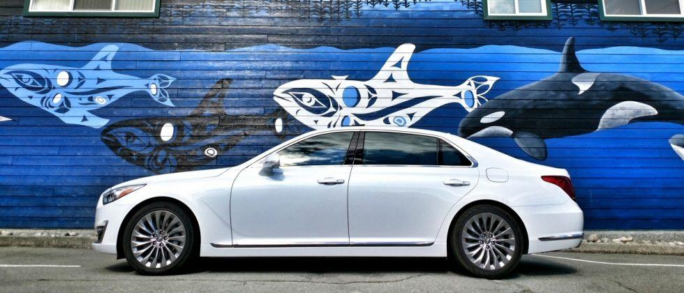 5 things you need to know about the 2017 Genesis G90
