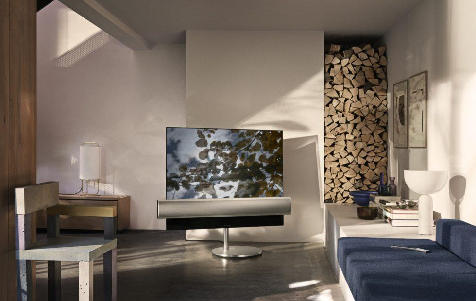 B&O BeoVision Eclipse wraps LG OLED in stunning design