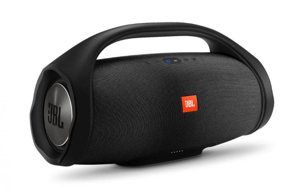 JBL Boombox speaker is a Bluetooth behemoth