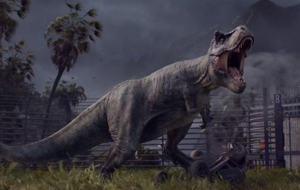 Jurassic World Evolution is the game I've always wanted (so please don't screw it up)