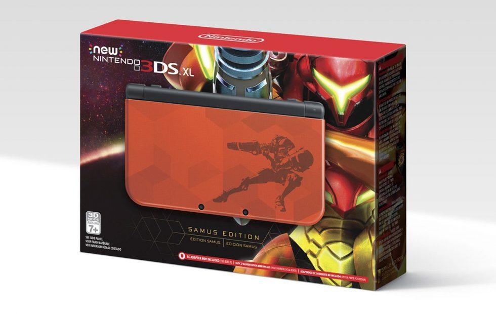 Metroid: Samus Returns gets a special edition New Nintendo 3DS XL