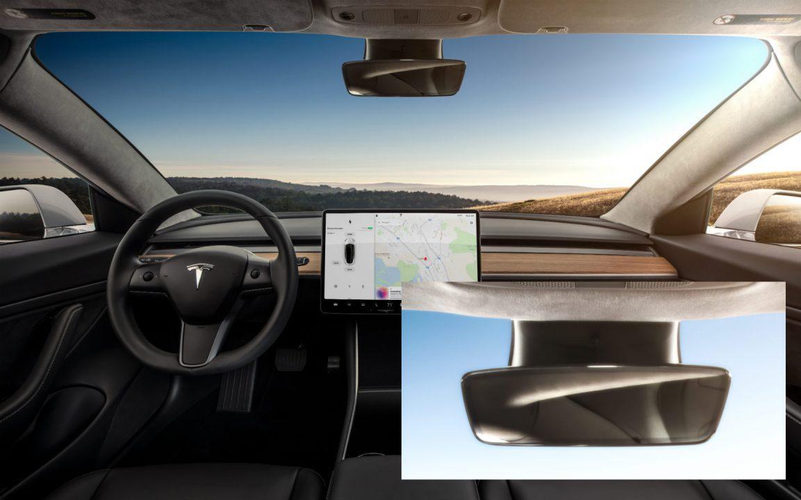 Tesla Model 3 has a secret camera to watch the driver - SlashGear