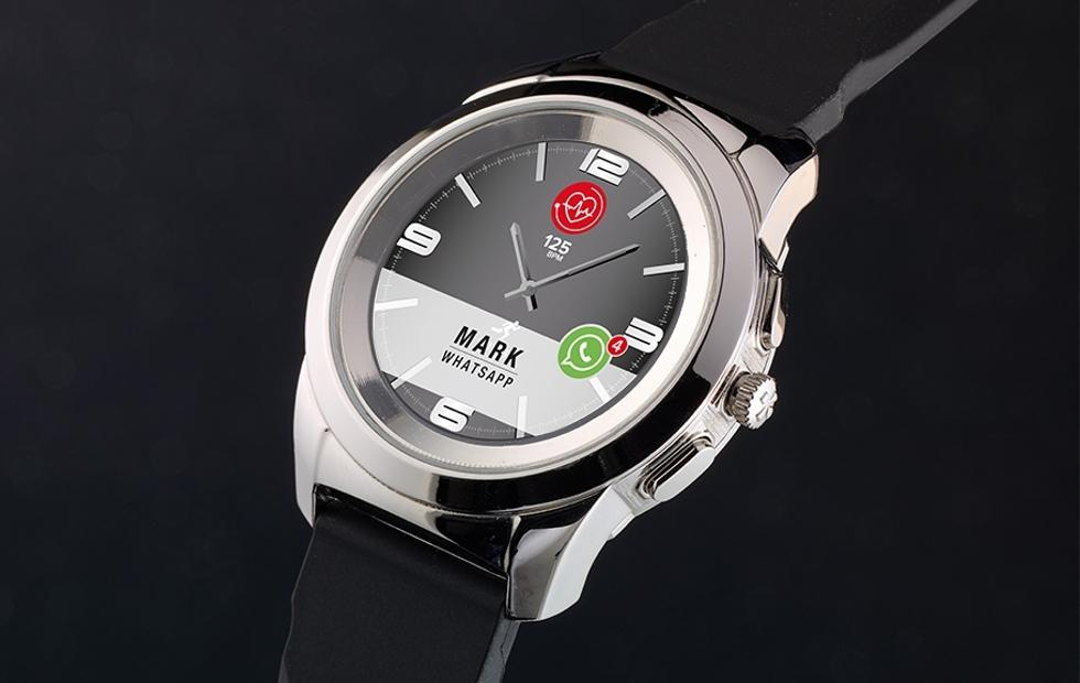 ZeTime smartwatch's odd mix of mechanical and digital launching soon