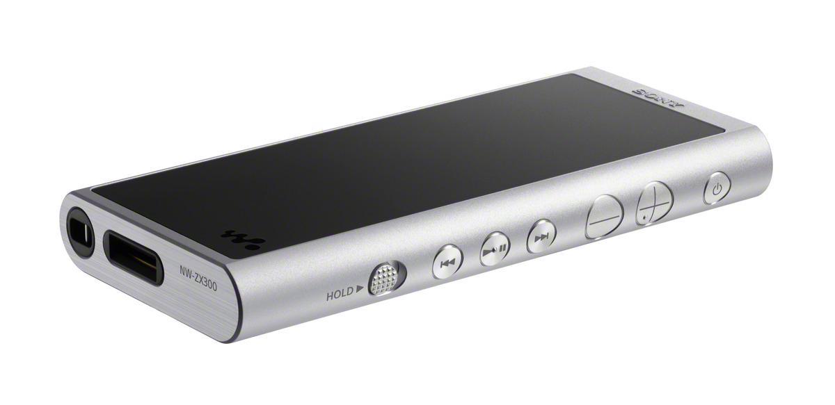 Sony Walkman NW-ZX300 offers balanced output in carefully