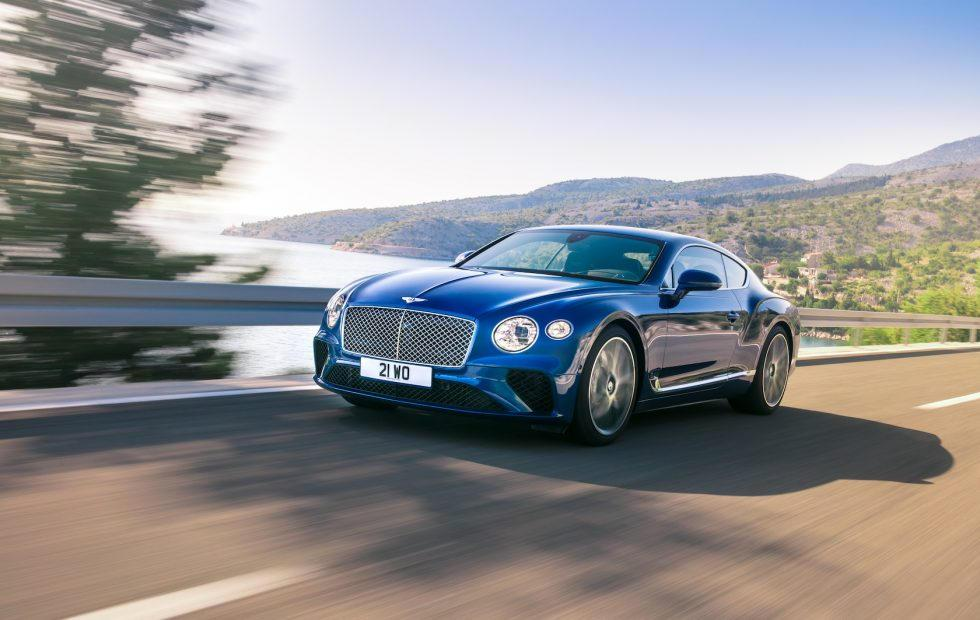 The new Bentley Continental GT is more lavish and high-tech than ever