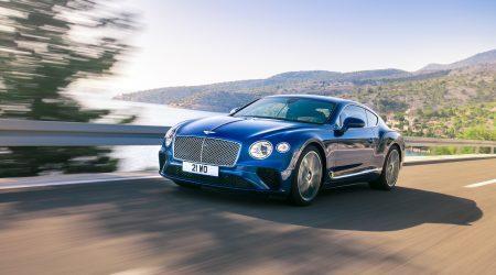 2019 Bentley Continental GT Gallery