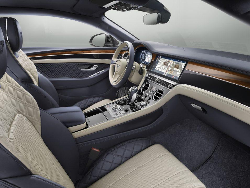 The new Bentley Continental GT is more lavish and high-tech