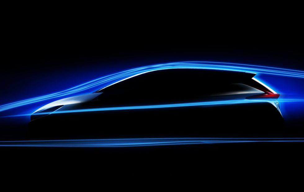 2018 Nissan Leaf to be shown in Detroit as Nissan talks Intelligent Mobile tech