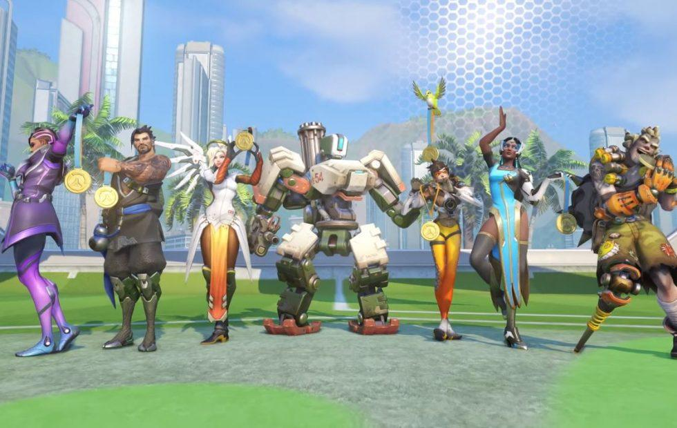 Overwatch Summer Games 2020 Skins.Overwatch Summer Games Is Live The New Legendary Skins You