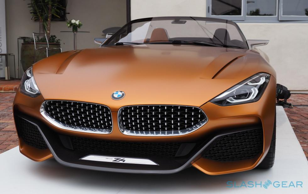 BMW Z4 Concept design interview: deceptively simple lines