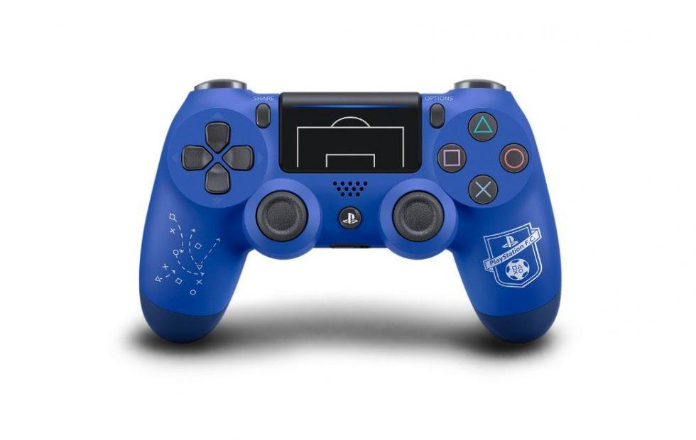PlayStation F.C. Dualshock 4 limited edition controller swings and misses