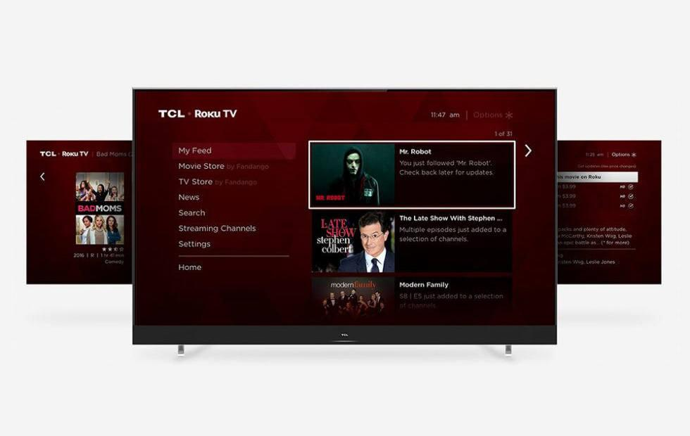 TCL's 50″ and 65″ P-Series 4K Roku TVs have been cancelled - SlashGear