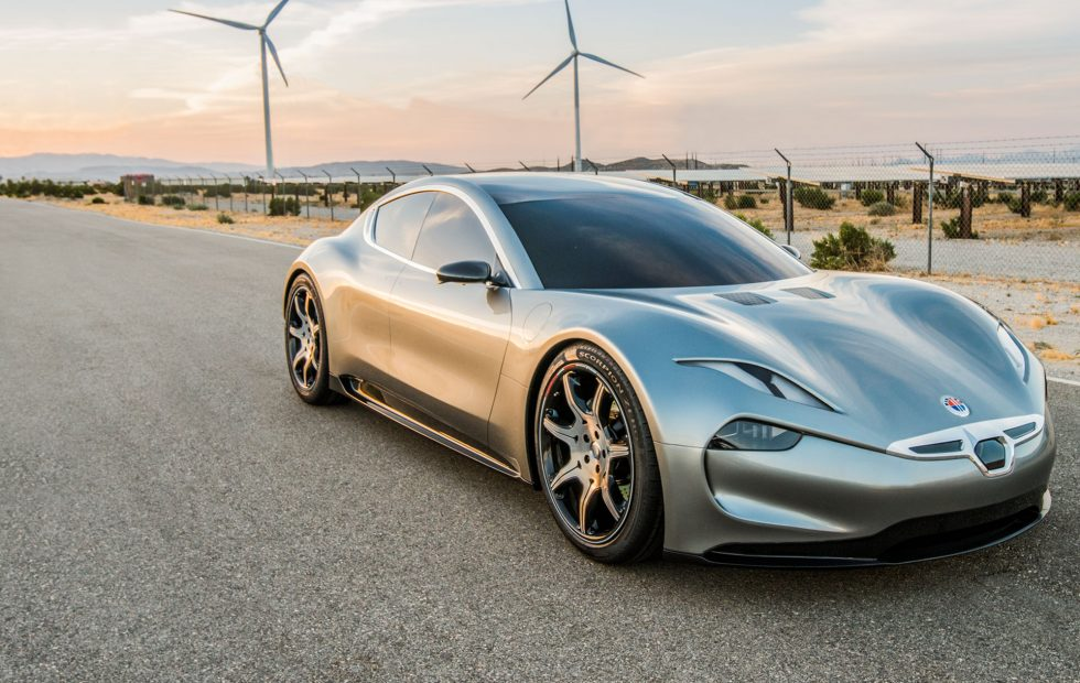 Fisker EMotion luxury $129k self-driving EV to spill all at CES 2018