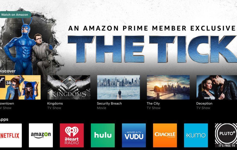 Vizio SmartCast TV Amazon Video app arrives alongside