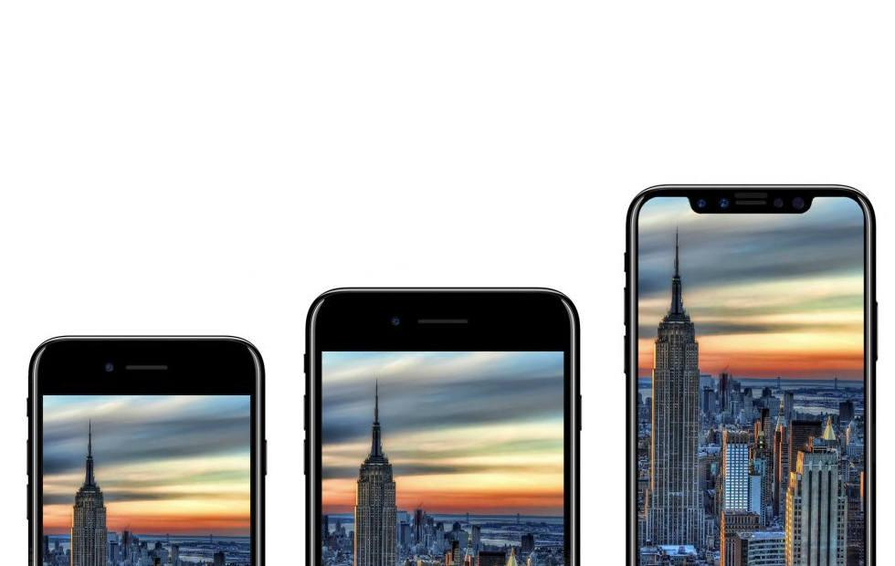 iPhone 8 OLED : Samsung Display points to biggest launch ever
