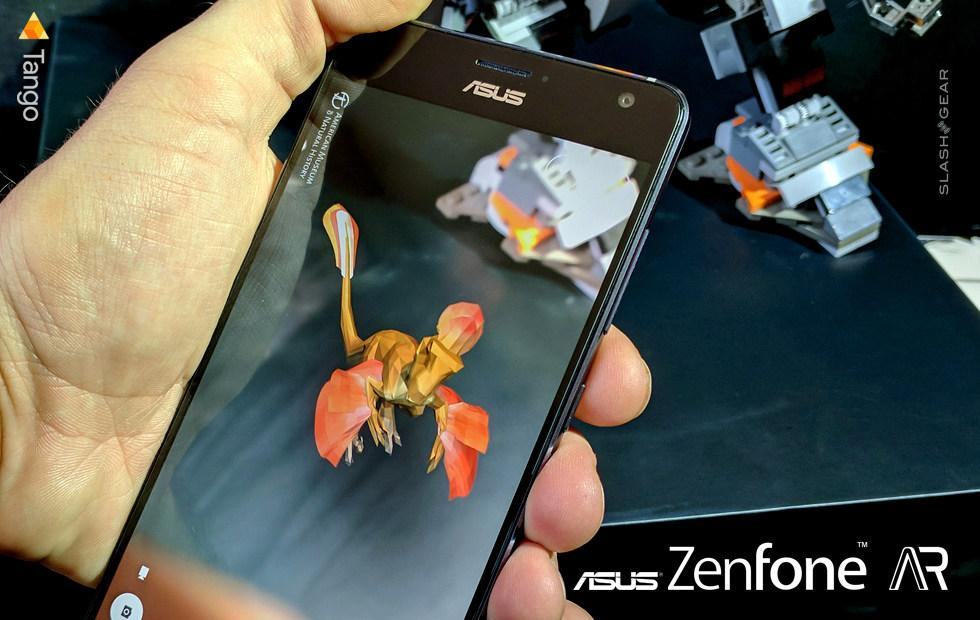 ASUS ZenFone AR Tango Phone Review