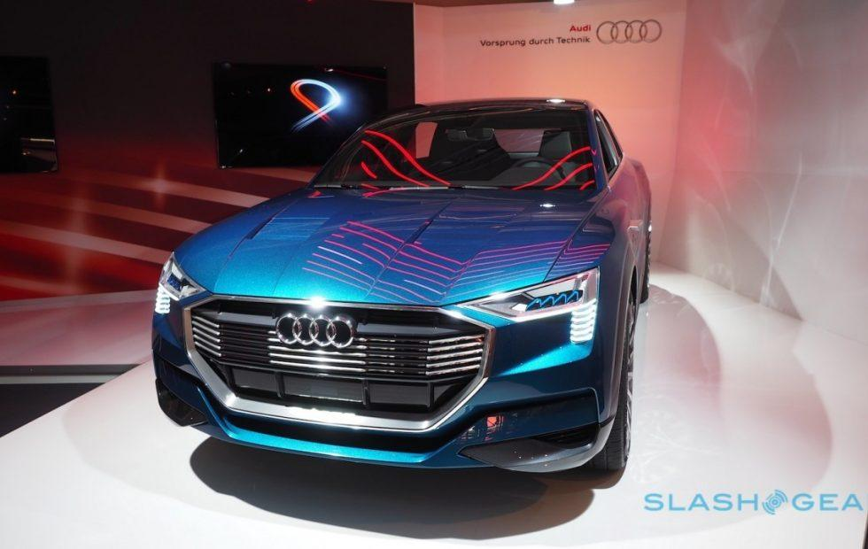 Audi wants to make your EV's sunroof a solar panel
