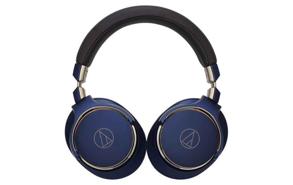 Audio-Technica MSR7 Special Edition headphones: better sound and a new design