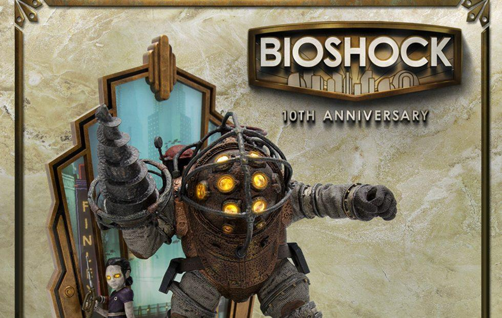 BioShock 10th Anniversary Collector's Edition includes interactive statue