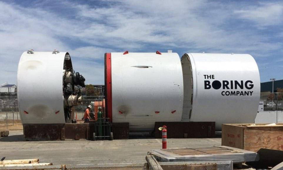Elon Musk's Hyperloop plans are an unsurprising surprise