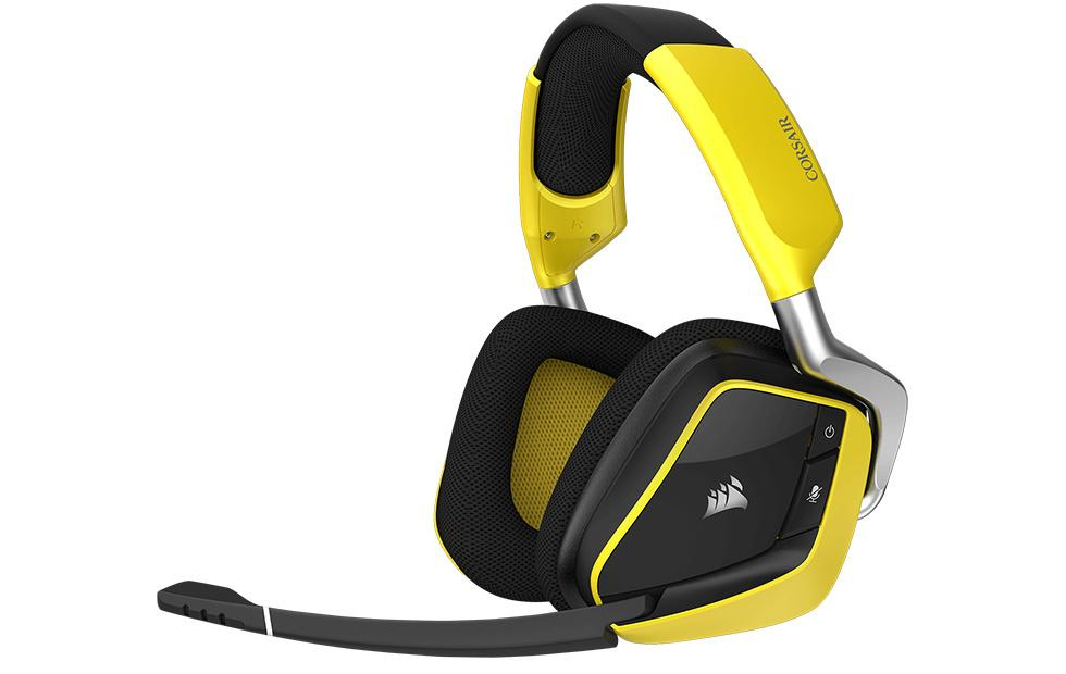 Corsair Void Pro headset: noise-cancelling microphone, Dolby 7.1 and more