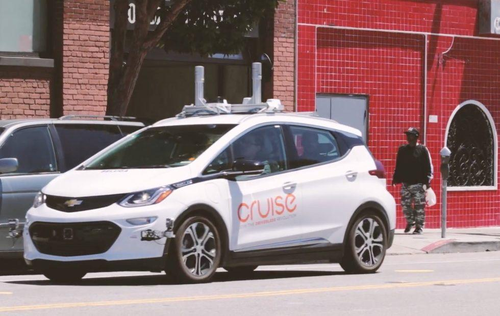 Cruise Anywhere self-driving Uber rival is already in action