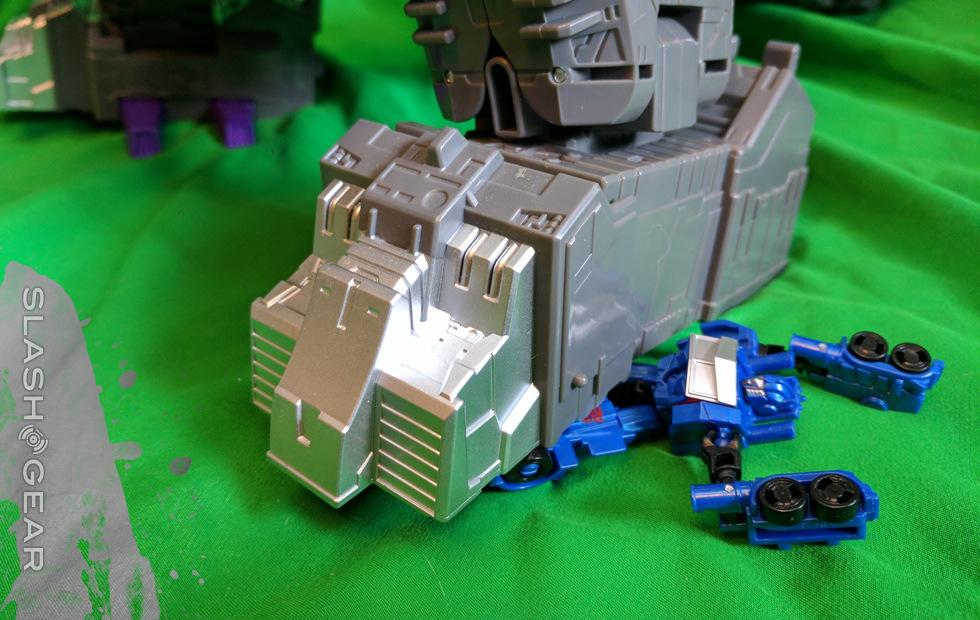 We've got Trypticon: Transformers' biggest Decepticon action figure yet