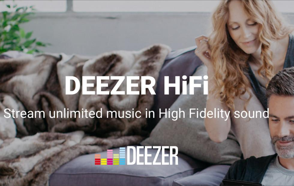 Deezer HiFi, formerly Deezer Elite, comes to Chromecast devices