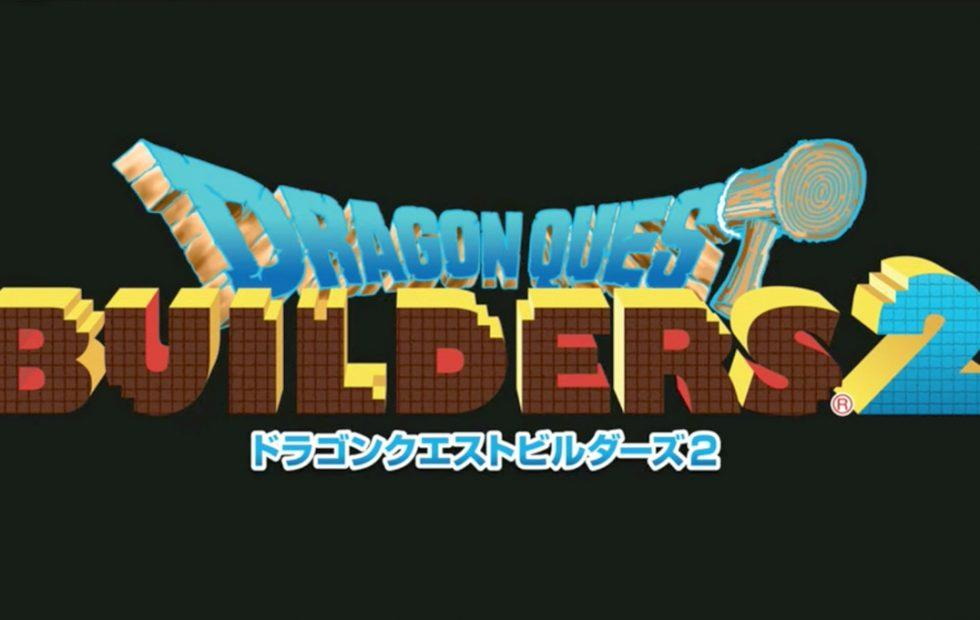 Dragon Quest Builders 2 announced for PS4 & Switch, original trilogy for 3DS