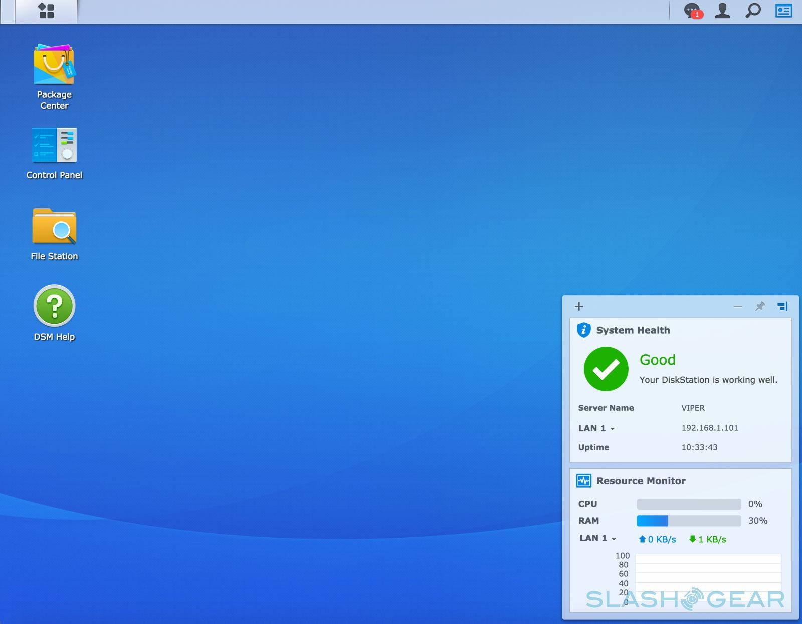 Synology DS416play NAS review: multimedia cloud at your