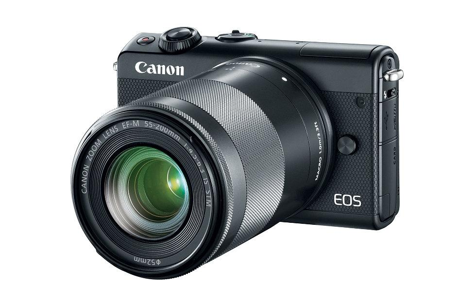 Canon EOS M100 targets those who are tired of smartphone cameras